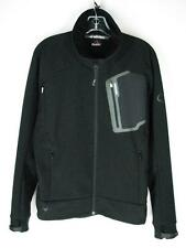 $280 New Mens EIDER Bering Jacket Polartec Windbloc Softshell Ski Hiking Black S