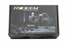 Rydeen ZH07-150B Mobile DUO Mini Backup Camera W/ Night Vision Image ZH07150B