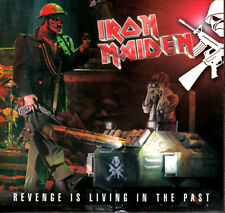 IRON MAIDEN - REVENGE IS LIVING IN THE PAST (2 CD's TRIFOLD DIGIPACK)