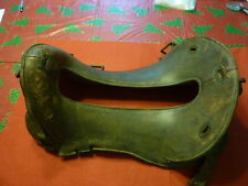 US CAVALRY/ ARTILLERY M 1906 McClellan saddle .....shows buckles and straps..