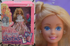 BARBIE JEWEL SECRETS GIOIELLI SEGRETI SUPERSTAR BIONDA 1986 VINTAGE RARA ANNI 80