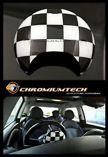 BMW MINI Cooper/S/ONE R60 Countryman R61 Paceman Tachometer Cover Chequered Flag