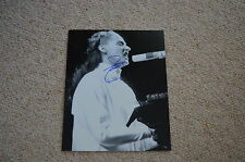LISA GERRARD signed Autogramm In Person 20x25 cm DEAD CAN DANCE
