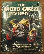 La Moto Guzzi Historia: Carreras y Producción Modelos de 1921 hasta el presente