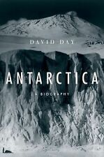 Antarctica: A Biography, Day, David, Good Book
