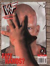 WWF Magazine May 1999 X-Pac, Chyna EX 011316DBE