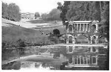 BR68060 palladian bridge prior park bath   uk