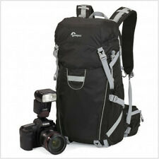 Lowepro Photo Sport 200 AW DSLR Camera Photo Bag Backpack w/ Weather Cover Black