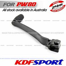 KDF PW80 PY80 GEAR SHIFTER PEDAL FOR YAMAHA PEEWEE 80 PEEWEE LEVER CHANGE BIKE