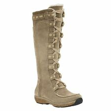 WOMEN'S TIMBERLAND *GRANBY TALL BOOTS* COLOR/TAUPE SIZE 7 M # 8448A