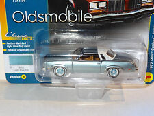 JL CLASSIC GOLD LIGHT BLUE 1977 OLDS CUTLASS SUPREME 2017 REL 1 VERSION B LTD