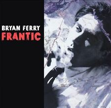 Bryan Ferry - Frantic CD Roxy Music