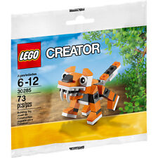 LEGO Creator Mini Tiger 30285 - New and Sealed Polybag