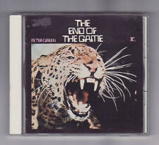 (CD) PETER GREEN - The End Of The Game / Japan / WPCP-4612 / Fleetwood Mac