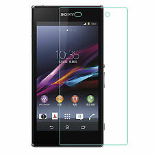 Proof Tempered Glass Film Screen Protector Cover For Sony Xperia Z1 L39h