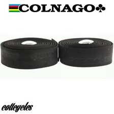 Colnago black bar tape road handlebar tape Cork UK IBD boxed with end plugs