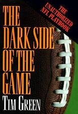 NFL Expose Tim Green Dark Side of Game My Life in NFL 1st Printing Book Football