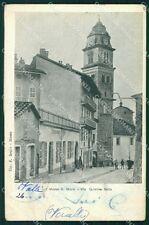Biella Valle Mosso Santa Maria cartolina VK0888