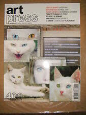 Art Press N°409 Camille Henrot Heiner Goebbels Philippe Thomas Van Gogh