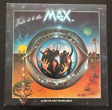 Aka The Max Demian Band  ‎– Take It To The Max  LP AFL1-3273 / 1979 Rock