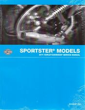 2014 Harley Sportster XL 883 1200 Iron SuperLow Custom 72 48 Repair Manual