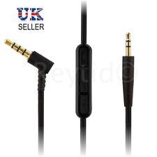 Bose ® qc25 & soundtrue Cable De Audio C / Mic & Vol Control-reemplazo para auriculares