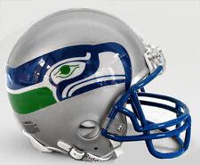 SEATTLE SEAHAWKS 1983-2001 Riddell ProLine VSR-4 Mini Football Helmet NFL