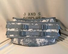 Molle II ACU MOLDED WAIST BELT for Large RUCKSACK Frame Very Good Condition
