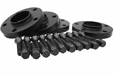 BMW Wheel Spacers Staggered Kit [ (2) 15mm (2) 20mm ] 5x120mm C.B 72.56mm