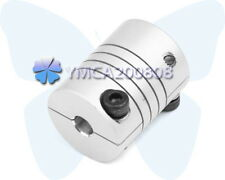 Durable Acoplamiento Acoplador de Eje 5x8mm Motor Paso A Paso Coupler Flexible
