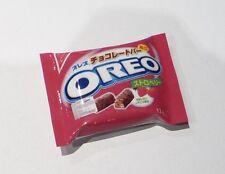 "Japan OREO Strawberry Chocolate Bar FRIDGE MAGNET Novelty Indonesia 3D 2"""