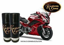 YAMAHA LAVA RED 400ml AEROSOL CAN Custom Paint, Motorcycle