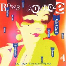 BOMB BOUTIQUE = Terry/Kittin/Jungle Brothers/Fat Boy Slim...= groovesDELUXE!