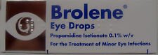 Brolene Eye Drops 10ml, to treat minor eye infections in adults & children