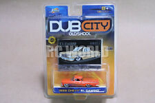 JADA DUB CITY 1959 CHEVY EL CAMINO  -orange-   1/64 *NEW*  #MM2