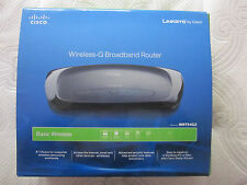 Linksys WRT54G2 54 Mbps 4-Port 10/100 Wireless G Router