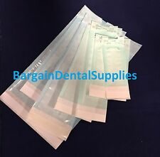 "4000 Pcs Self-Sealing Sterilization Bag Pouch High Quality 2.75""X10"" FDA Approve"