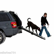 "Pet Gear Travel Lite 66"" Long Pet Dog Ramp TL9166RF 150LBS"