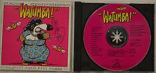E.A.V. - WATUMBA! - DA HILFT AUCH KEIN RUMBA - ORIGINAL SIGNIERTE CD (T761)