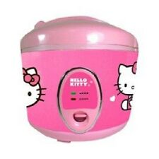 Hello Kitty Rice Cooker - Pink (APP-43209) Used  in Original Box