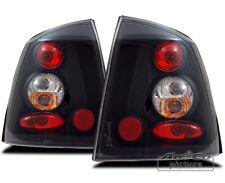 Paire de Feu arrière Opel Astra (G) Coupé Noir