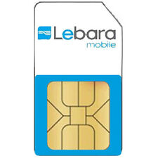 Gold Platinum Lebara Mobile 074 * 75 75 000 Phone Pay As You Go Sim Card Number