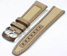 GENUINE CAMEL ACTIVE WATCH BAND STRAP 22 MM BRAND NEW