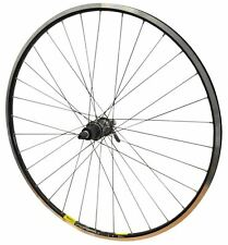 700c REAR Shimano 105 32h Road Bike Mavic Open Pro Black Rim & Spokes Wheel