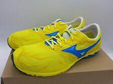 Mizuno Men's Running Shoes Wave Universe 4 8KR16045 Yellow EU42 US9 27cm