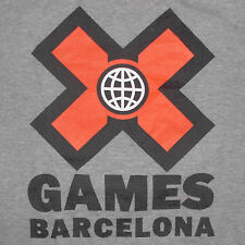 X-Games Barcelona T-Shirt Medium Crew Employee Action Sports Competition XGames