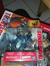 Transformers Movie 4 AOE Evolution 2-pack Strafe MISB r:55