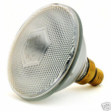 2 x CROMPTON 80w ES E27 Screw Flood Lamp Par 38 Wattmiser Dimmable Light Bulb