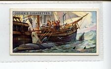(Jc3499-100)  OGDENS,WHALING,CUTTING-IN,1927,#8