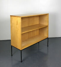 Vintage Paul McCobb Planner Group Iron Bookcase Shelving Mid Century Modern Rare